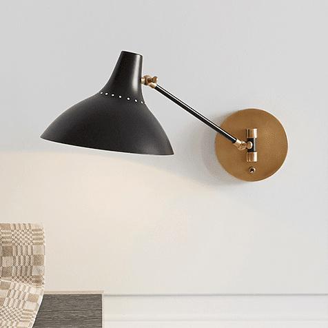 HU 340115 WALL MIRROR – Hicken Lighting